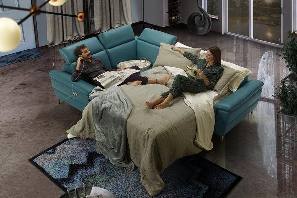 margarita-divano-aperto-model