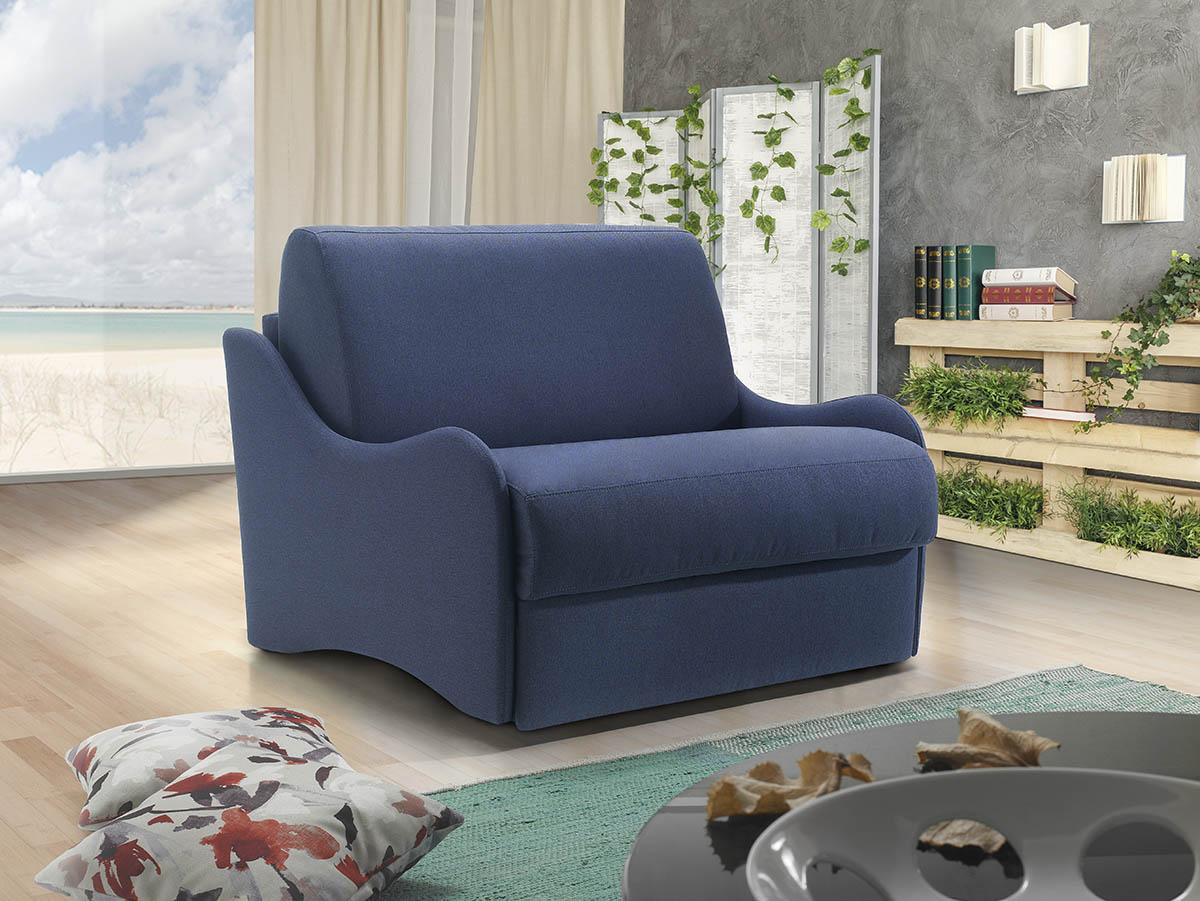 Poltrona letto ergonomico made in Italy